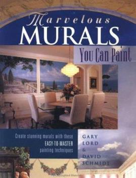 Paperback Marvelous Murals You Can Paint Book