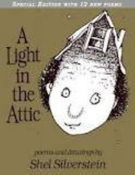 Paperback A Light in the Attic Book