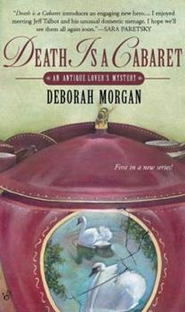 Death is a Cabaret (Antique Lover's Mysteries (Prime Crime)) 0425182029 Book Cover