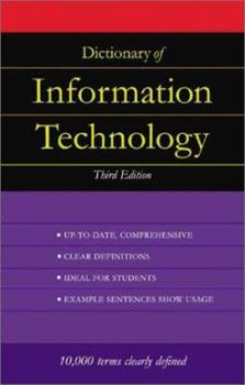 Dictionary of Information Technology 1901659550 Book Cover