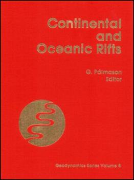 Hardcover Continental and Oceanic Rifts (Geodynamics Series) Book