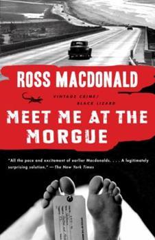 Meet Me at the Morgue 0307740773 Book Cover