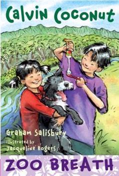 Calvin Coconut: Zoo Breath 0375846034 Book Cover