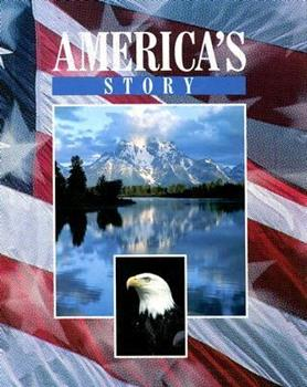 America's Story 0395492599 Book Cover