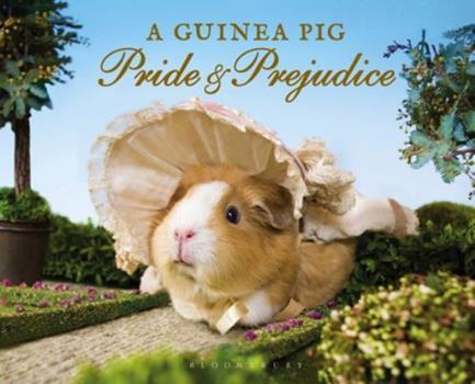 Hardcover A Guinea Pig Pride & Prejudice Book