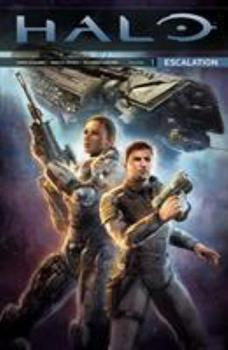 Halo: Escalation Volume 1 - Book  of the Halo Graphic Novels