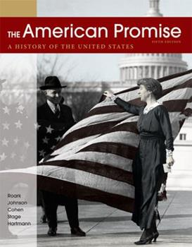 The American Promise, Combined Volume 0312663129 Book Cover