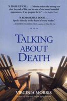 Talking About Death 1565124375 Book Cover