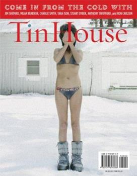 Tin House: Winter Reading 0977698939 Book Cover