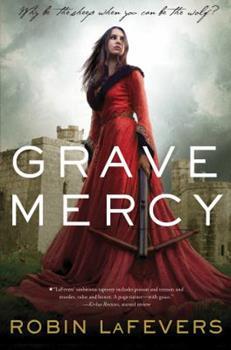 Paperback Grave Mercy: His Fair Assassin, Book I (1) Book