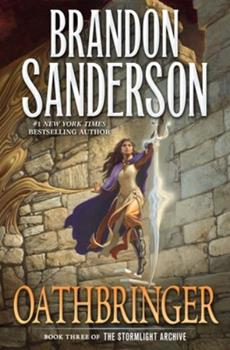 Oathbringer - Book  of the Cosmere