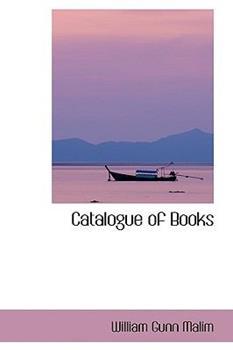 Paperback Catalogue of Books Book