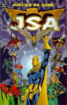 JSA, Vol. 1: Justice Be Done - Book  of the Complete Justice Society