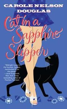 Cat in a Sapphire Slipper - Book #20 of the Midnight Louie