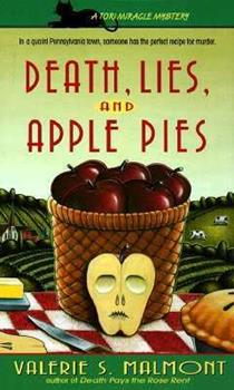 Death, Lies and Apple Pies 0440226341 Book Cover