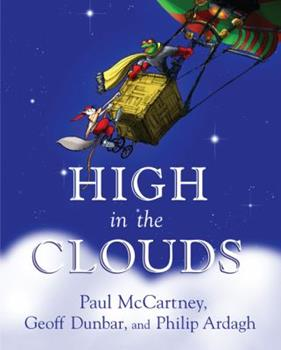 High in the Clouds 0525477330 Book Cover