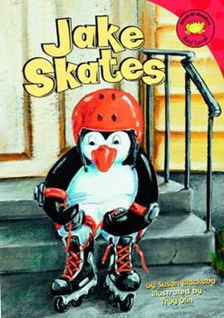 Library Binding Jake Skates (Read-It! Readers) Book
