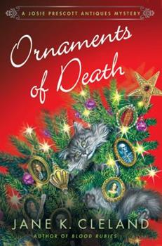 Ornaments of Death 1250074533 Book Cover