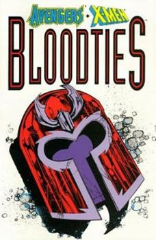 Avengers/X-Men: Bloodties - Book  of the Avengers 1963-1996 #278-285, Annual