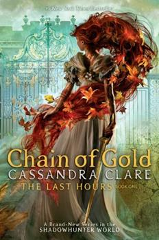 Chain of Gold 1481431870 Book Cover