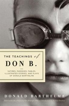 The Teachings of Don B. 0679409823 Book Cover