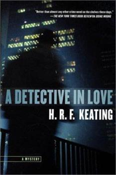 A Detective In Love 033048897X Book Cover
