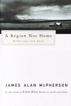 A Region Not Home: Reflections from Exile 0684834642 Book Cover