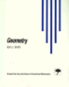Geometry (Brooks/Cole One-Unit Series in Precalculus Mathematics) 0534149294 Book Cover
