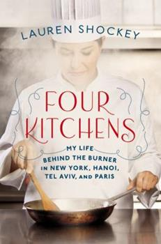 Four Kitchens 0446559873 Book Cover