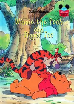 Winnie the Pooh and Tigger Too - Book  of the Disney's Wonderful World of Reading