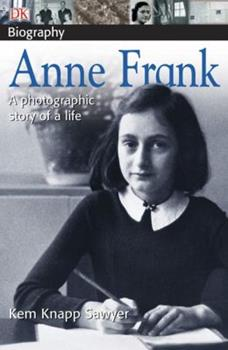 Anne Frank (DK Biography) 0756603412 Book Cover