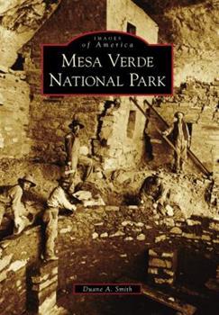Mesa Verde National Park - Book  of the Images of America: Colorado