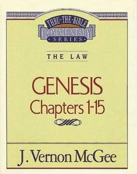 Genesis I - Book #1 of the Thru the Bible