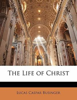 Paperback The Life of Christ Book