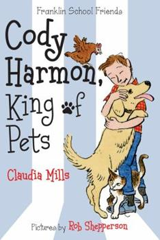 Paperback Cody Harmon, King of Pets Book
