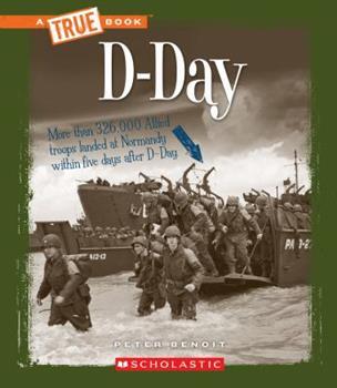 Paperback D-Day (a True Book: World at War) Book