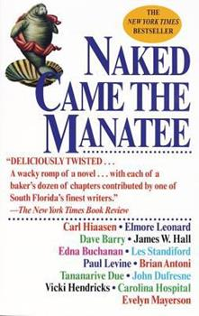 Naked Came the Manatee 0449001245 Book Cover