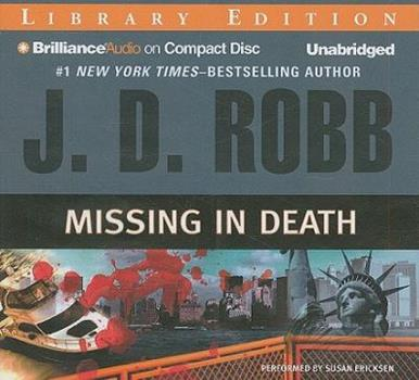 Audio CD Missing in Death Book