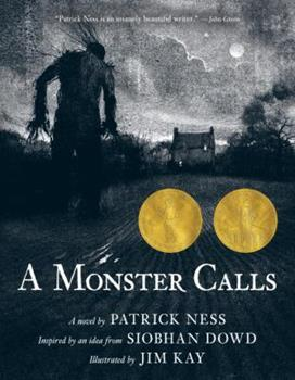 A Monster Calls 0763692158 Book Cover