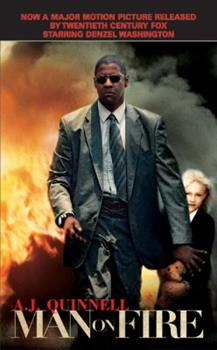 Man on Fire - Book #1 of the Creasy