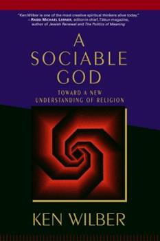 A Sociable God: Toward a New Understanding of Religion 0070701857 Book Cover