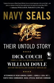 Navy Seals: A History of the U.S. Navy Seals 0062336614 Book Cover