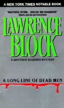 A Long Line of Dead Men 0380720248 Book Cover