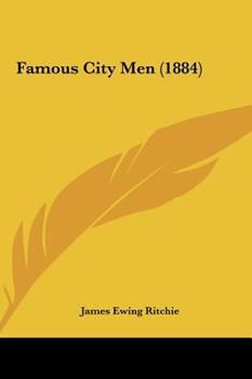 Hardcover Famous City Men Book