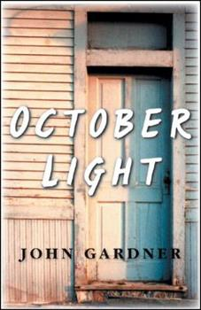 October Light 0345271939 Book Cover