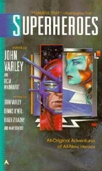 Superheroes 0441003079 Book Cover