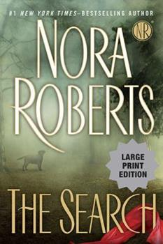 Paperback The Search [Large Print] Book