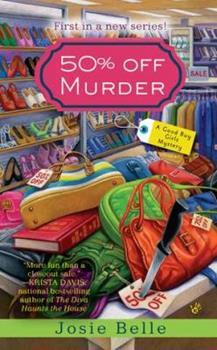 50% Off Murder 0425247023 Book Cover