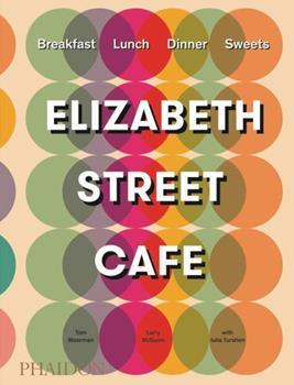 Hardcover Elizabeth Street Cafe Book