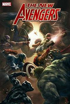 The New Avengers Collection Vol. 5 - Book #5 of the New Avengers 2005 Hardcover Collection